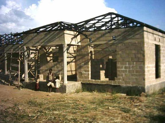 Huis met dak